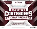 2018 Panini Contenders Draft Picks Football Hobby Box