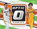2017/18 Panini Donruss Optic Basketball Hobby 12 Box Case