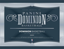 2017/18 Panini Dominion Basketball Hobby 6 Box Case