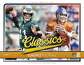 2018 Panini Classics Football Hobby 10 Box Case
