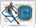 2017/18 Panini Cornerstones Basketball Hobby 12 Box Case