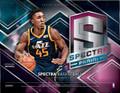 2017/18 Panini Spectra Basketball Hobby Box