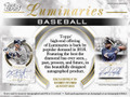 2018 Topps Luminaries Baseball Hobby 12 Box Case