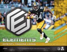2018 Panini Elements Football Hobby Box