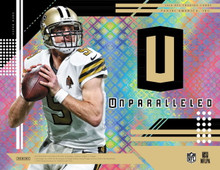 2018 Panini Unparalleled Football Hobby 16 Box Case