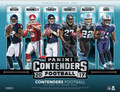 2017 Panini Contenders Football Hobby 12 Box Case