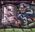 2017 Panini Spectra Football Hobby 8 Box Case