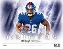 2018 Panini Origins Football Hobby Box