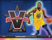 2017/18 Panini Vanguard Basketball Hobby Box