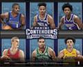 2017/18 Panini Contenders Basketball Hobby 12 Box Case