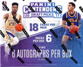 2017-18 Panini Contenders Draft Basketball Hobby Box