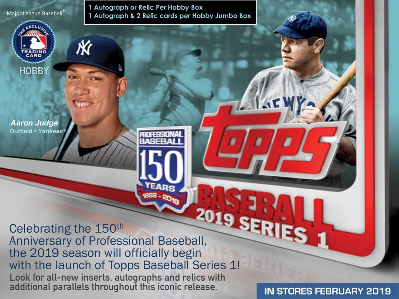c4e85bb15af 2019 Topps Series 1 Baseball Hobby Box + 1 Silver Pack. Loading zoom. 2019  Topps Series 1 Baseball Hobby Box ...