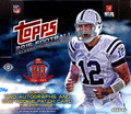 2015 Topps Football Jumbo HTA 6 Box Case