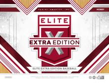 2018 Panini Elite Extra Edition Baseball Hobby Box
