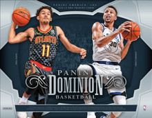 2018/19 Panini Dominion Basketball Hobby 6 Box Case