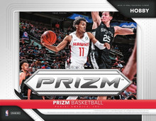 2018/19 Panini Prizm Basketball Hobby 12 Box Case