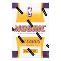 2016-17 Panini Prizm Basketball Mosaic 10 Box Case