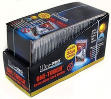 Ultra Pro Regular Card 35pt Magnetic One Touch Card Holder 25 Count Box