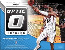 2018/19 Panini Donruss Optic Basketball Hobby Box