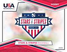 2019 Panini Stars and Stripes Baseball Hobby 20 Box Case