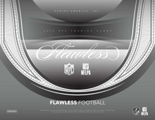 Shop DiamondCardsOnline.com for 2018 Panini Flawless Football Hobby 2-Box Case (Presell) & see our entire selection of football cards at low prices.