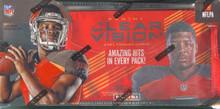 2015 Panini Clear Vision Football Hobby 9 Box Case