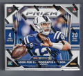 2015 Panini Prizm Football Hobby 12 Box Case