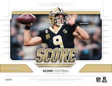 2019 Panini Score Football Hobby Box