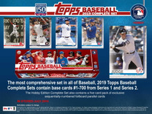 Shop DiamondCardsOnline.com for 2019 Topps Factory Set Baseball Hobby (Box) (Presell) & see our entire selection of baseball cards at low prices.