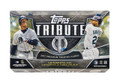 2017 Topps Tribute Baseball Hobby 4 Box Case