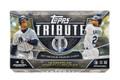 2017 Topps Tribute Baseball Hobby 4 Box Case