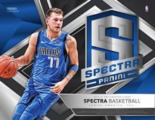 2018/19 Panini Spectra Basketball Hobby 8 Box Case