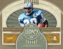 2019 Panini Legacy Football Hobby 12 Box Case