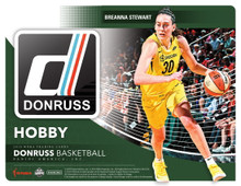 2019 Panini Donruss WNBA Basketball Hobby 20 Box Case