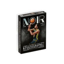 2018/19 Panini Noir Basketball FOTL Hobby Box
