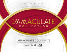 2019 Panini Immaculate Collegiate Football Hobby Box
