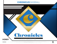2019 Panini Chronicles Baseball Hobby 16 Box Case