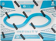 2016 Panini Infinity Football Hobby 15 Box Case