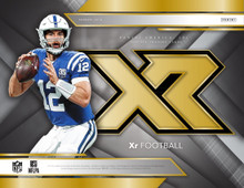 2019 Panini XR Football Hobby 15 Box Case