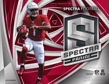 2019 Panini Spectra Football Hobby Box