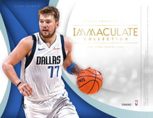 2018-19 Panini Immaculate Basketball Hobby Box