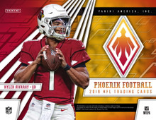 2019 Panini Phoenix Football Hobby 8 Box Case