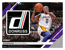 2019/20 Panini Donruss Basketball Hobby 10 Box Case