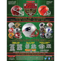 2019 Tristar Hidden Treasures Game Day Greats Autographed Full-Size Helmet 3 Box Case