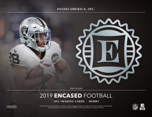 2019 Panini Encased Football Hobby Box