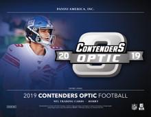 2019 Panini Contenders Optic Football Hobby Box