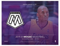 NBA Panini 2019-20 Mosaic Basketball Trading Card Multi-Pack / Cello Box [12 Packs, Look for Zion!]