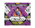 2017/18 Panini Prizm Basketball Hobby 12 Box Case