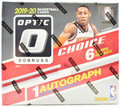 2019/20 Panini Donruss Optic Choice Basketball Hobby Box