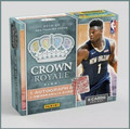 2019/20 Panini Crown Royale 1st Off The Line Basketball Hobby Box
